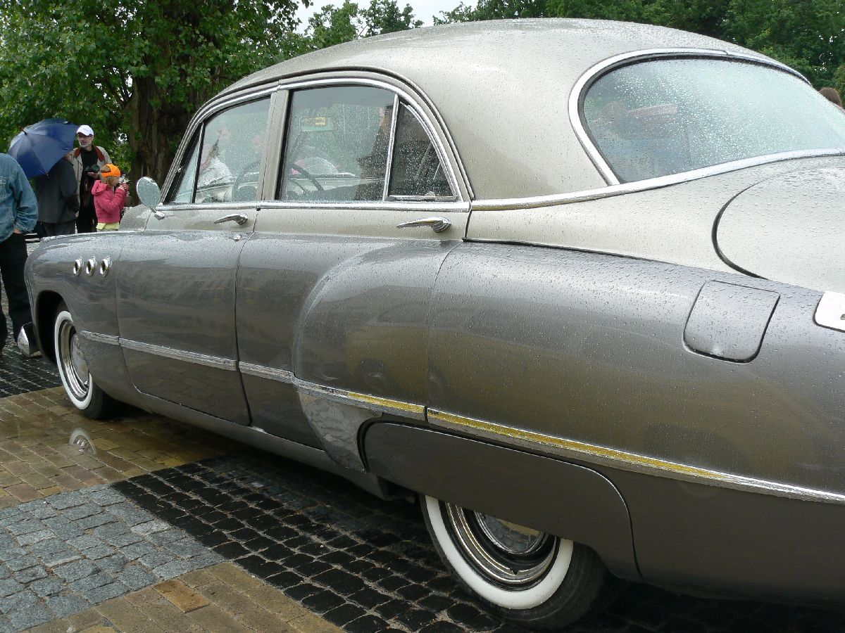 Buick Super Eight z 1949 r.