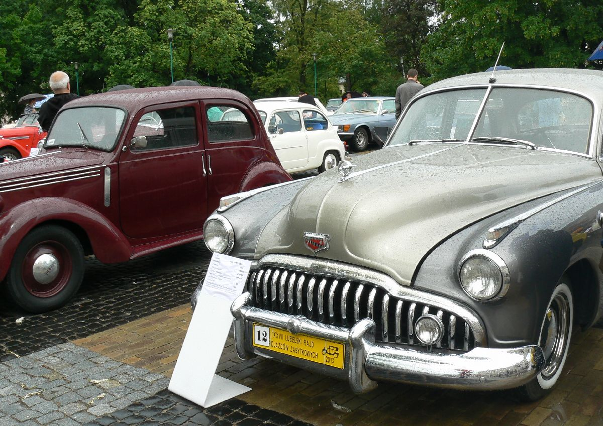 Buick Super Eight z 1949 r. - II